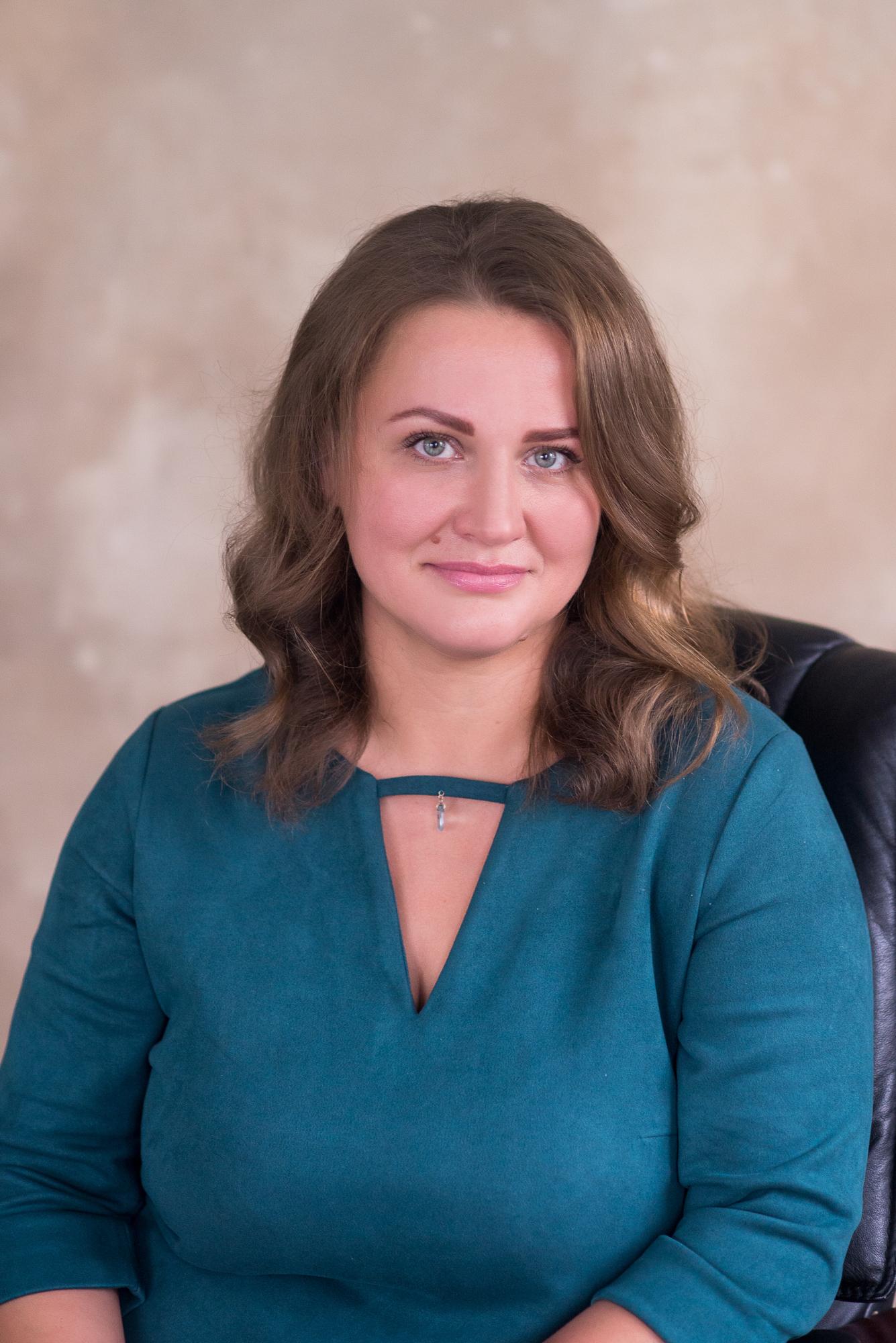 Шабанова Яна Витальевна