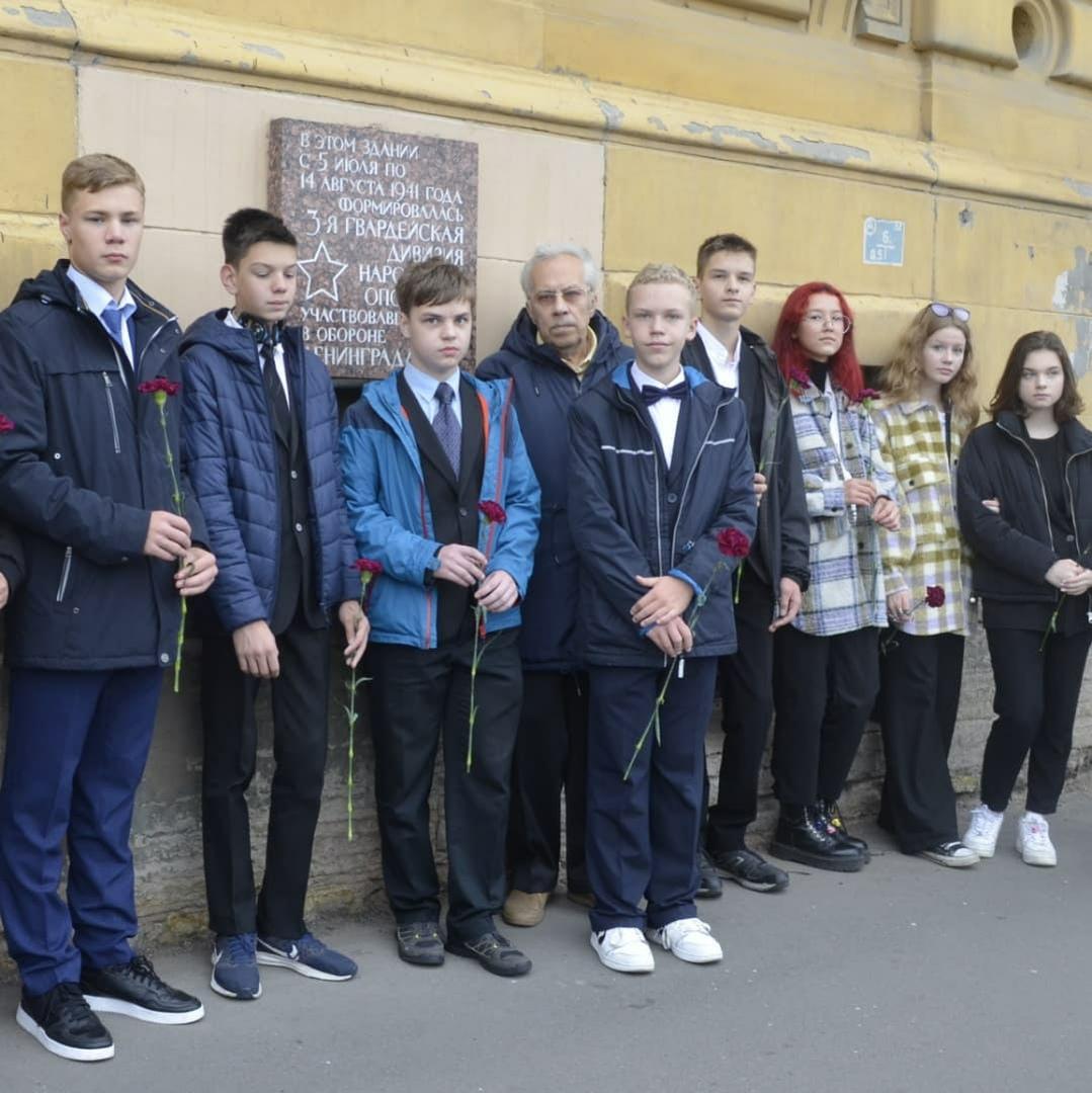 8 сентября – памятный день для Петербуржцев